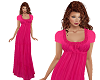 TF* Pink Baggy Long Dres