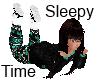 LilAnnie Sleepytime pose