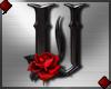 Rose Letter U