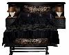 King Size Black Bed