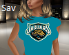 T-Shirt-Jaguars Football