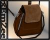 MZ - Suede Bag Brown