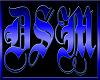 DSM Crew Sticker