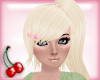 ! Ally Platinum hair