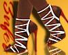 E* Rose Heels