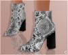 !© Snakeskin Boots