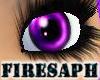 [F] Shiny Purple eyes