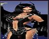 Sexy Vampire Black Gown Wings Dark Angels