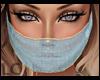 LC Blue Arabian Veil