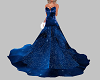 Dress Blue glow