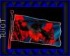 Evil Wolf Flag