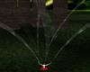 Pond Animated Sprinkler