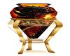 Red Dragon Vase