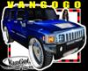 VG Blue DUB family SUV