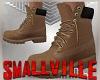 Smallville Clark boots
