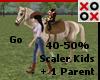 Horse for Scaler Family