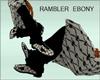 (CB) RAMBLER EBONY SHOES