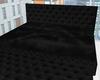 All Black Large bed
