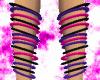 PinkBlackPurple Bracelet