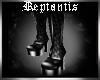 (R)_Reptile boots