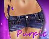 Purple Shorts