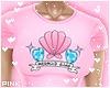 ♔ T-Shirt ♥ Mermaid
