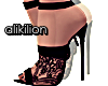 aL~Selia Heels Black~