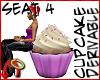 [m] Cupcake Seat 4 DRV