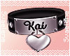 Kai's Collar |Black