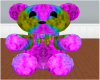 (L) Rainbo Bear