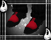 (I) Black Red Shoes