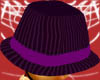 *E* Purple Pin Hat