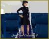 Iraqi Airlines hostess