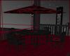 Twilight Rose Patio Set
