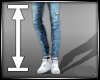 Longer Leg Scaler Male
