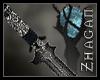 [Z] Ser Drake Staff Ice