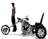 Wolf Soul Custom Trike