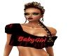K*Babygirl red