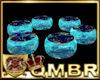 QMBR Pandora Dance Pods