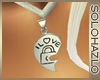 Couples Necklace F
