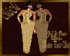 MzM Gold Bustier Fit