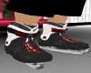 Black Ice Skates Male