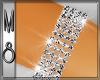 ~MS~Diamond Arm Band (L)