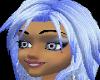 angel blue ice Garnet