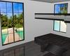 Tropical getaway suite