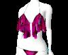 R| Floral Diva Pink