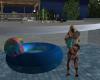 Romatic Pool Float