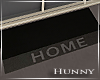 H. Home Doormat