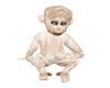 Blondie the Monkey