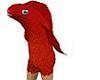 Reverse Mermaid RED!!